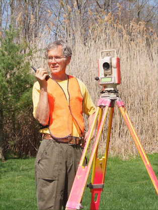 about the surveyor